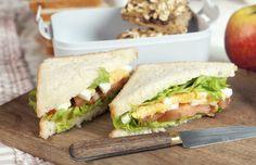Gesundes Mittagessen für die Lunchbox in weniger als 10 Minuten