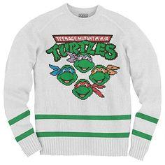 Teenage Mutant Ninja Turtles Knit Sweatshirt