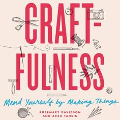 Craftfulness Lib/E: Mend Yourself by Making Things (Audiobook) Ken Robinson, Shop Class, Self Realization, Make Peace, Dealing With Stress, Positive Psychology, Book Format, Crafts To Do, Thought Provoking