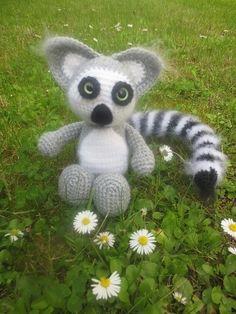 "Lemur ""Sunny"""