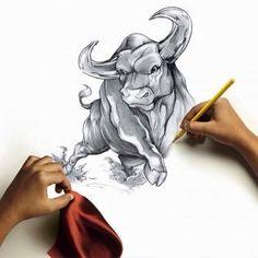 """Philippine Carabao"" #Creative #Art in #3d-art @Touchtalent"