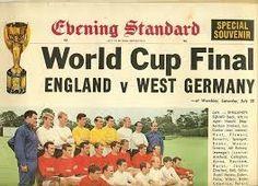 london evening standard world cup1966 -
