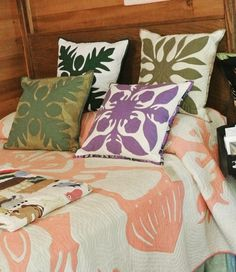 hawaiian quilt patterns