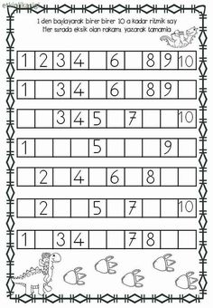 Practice Writing Numbers 04 is part of Kindergarten math - Preschool Writing, Numbers Preschool, Preschool Learning Activities, Preschool Printables, Montessori Math, Kindergarten Math Worksheets, Writing Numbers, Math For Kids, Writing Practice
