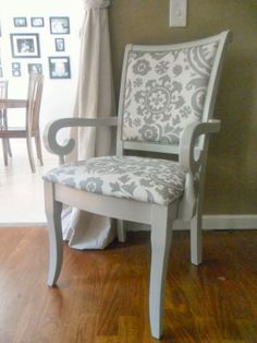 Extreme Chair Makeover