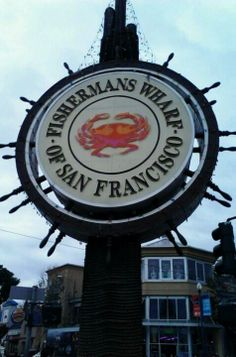 Fisherman's Wharf - spent an entire day here. If you go, make sure you have a jacket. Fisherman's Wharf San Francisco, San Francisco Tours, Bay Area, Jacket, Places, Jackets, Suit Jacket, Lugares
