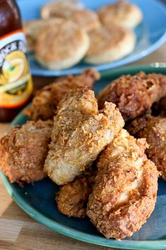 Fried chicken delight