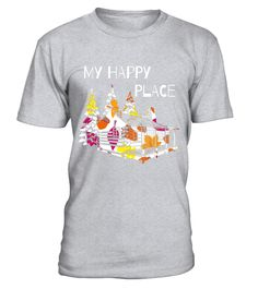 """# MY HAPPY PLACE UP NORTH CABIN WILDERNESS LIFE T SHIRT .  Special Offer, not available in shops      Comes in a variety of styles and colours      Buy yours now before it is too late!      Secured payment via Visa / Mastercard / Amex / PayPal      How to place an order            Choose the model from the drop-down menu      Click on """"Buy it now""""      Choose the size and the quantity      Add your delivery address and bank details      And that's it!      Tags: T-SHIRT FEATURES CABIN AND…"""