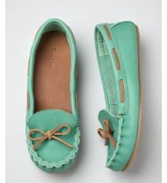Moccasins need them a great christmasnpresent