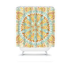 Monogram Shower Curtain Custom Personalized TRM Design 28 (3)
