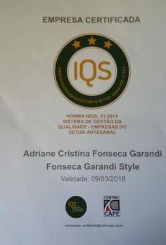 Fonseca Garandi Style