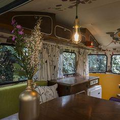 Constructam | Herbarium | Storm | Caravanity 3 Retro Caravan, Camper Caravan, Retro Campers, Vintage Campers, Vintage Caravans, Vintage Trailers, Happy Campers, Airstream, Glamping