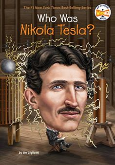 Get ready for the electrifying biography of Nikola Tesla--part creative genius, part mad scientist, and innovator. New Children's Books, Good Books, Nikola Tesla Books, Reading Online, Books Online, Inspirational Books, Free Reading, Reading Books, Book Series