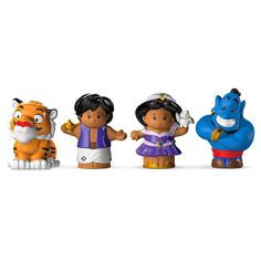 Disney Princess Jasmine & Friends Buddy Pack by Little People® | Mattel