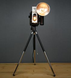 Argus 75 Vintage Camera Lamp | INACTIVE Vintage Finds | Retro Bender | Scoutmob Shoppe | Product Detail