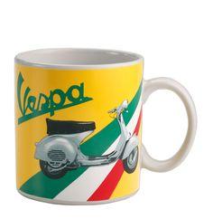 Vespa Italian Ceramic mug