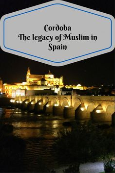 Cordoba is a fantastic Spanish city full of history and a breathtaking Cathedral/Mosque where you can dig into the fusion between Christianity and Islam.