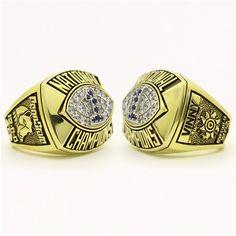 Custom 1986 Penn State Nittany Lions National Championship Ring