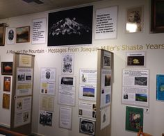 At The Mt Shasta Sisson Museum In Mt Shasta City For The 2015