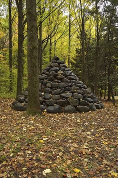 cairn stone | Cairn of Stones, Andy Goldsworthy