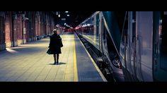 Fine Art Photography Gallery by Giuseppe Milo Dublin Ireland, Street Photography, Web Design, Dark, Shape, Wallpapers, Ireland, Darkness, Train