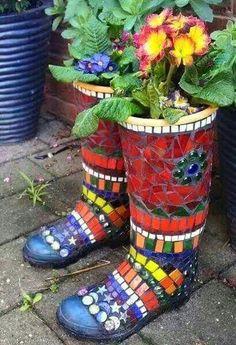 Boot plants