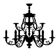 Cutting Files for You: Chandelier