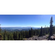 4,960 ft. and 5 miles later... #cascaderange #mthoodnationalforest #mthood