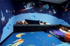 Outer Space Bedding - Outer Space Theme Bedrooms - Design Tips