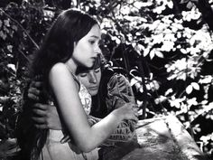 Olivia Hussey & Leonard Whiting in 1968 Romeo & Juliet