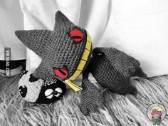 What do you guys think of this Banette doll? (I made dis)