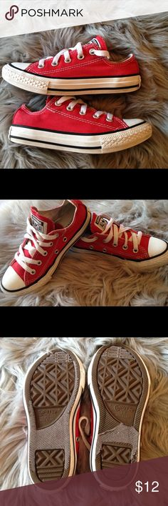 Little boys Converse All Star shoes In good Condition little boys Converse All Star shoes Converse Shoes