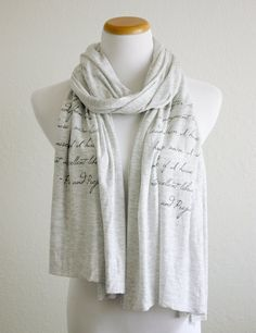 Hey, I found this really awesome Etsy listing at https://www.etsy.com/listing/162005695/pride-and-prejudice-literary-scarf-jane