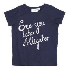 Mini Rodini Alligator T-Shirt