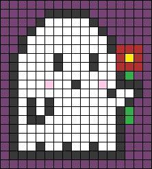 Pixel Art Templates, Perler Bead Templates, Diy Perler Beads, Perler Bead Art, Perler Patterns, Cross Stitch Art, Cross Stitch Designs, Cross Stitching, Cross Stitch Embroidery