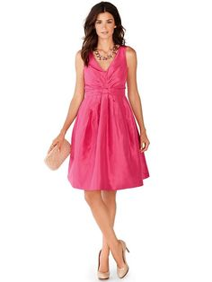 Betty Dress   from the Mad Men Collection  (via BananaRepublic.com)