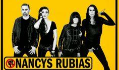 """El 6 de mayo se publica el EP de Nancys Rubias """"Amigas"""""""