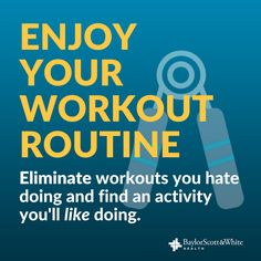 Make your workout routine something you look forward to doing. Fitness Fun, Fitness Tips, My Gym, Resolutions, Fun Workouts, Routine, Activities, News, Life