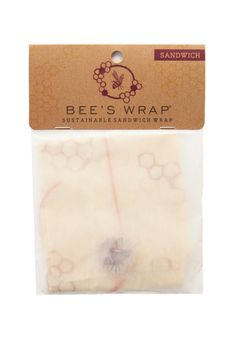 Bee's Wrap, Sandwich Wrap Bees Wrap, Top Bar Hive, Wrap Sandwiches, Bee Keeping, Business Ideas, Picnic, Picnics