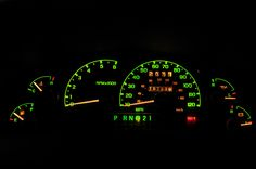 How-To: Replacing Instrument Cluster Lights - Ranger-Forums - The Ultimate Ford Ranger Resource