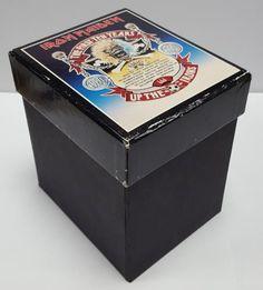 Iron Maiden The First Ten Years - CD CD Album Box Set UK IRODXTH124869