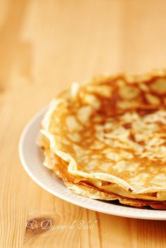 Crepes (recipe is in French)
