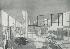 Vernon G. Leckman. Arts and Architecture. Jul 1954: 14