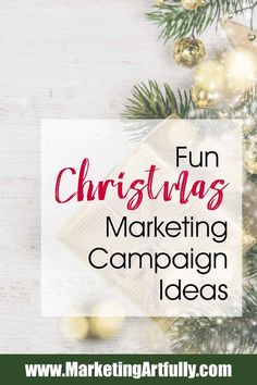 Doing a Christmas marketing campaign? Here are my best tips and ideas for how to promote your business or products during the holiday season! make sure to snag the free seasonal holiday printable included in this post! Small Business Marketing, Marketing Ideas, Media Marketing, Direct Marketing, Marketing Strategies, Content Marketing, Online Marketing, Christmas Campaign, Holiday Market