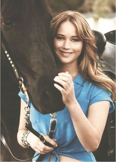 This girl... she is just the best. Horses are just another thing that we have in common. (=
