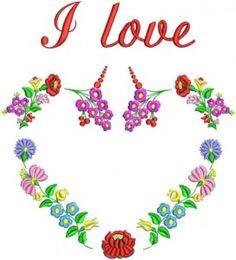 Kalocsai hímzésminta 350 Folk Embroidery, Hand Stitching, Stitch Patterns, Sewing, My Love, Hungary, Folk Art, Instagram, Crayons