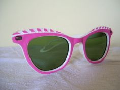 Fabulous Vintage 1950s 50s Barbie Pink Plastic by dixiefried