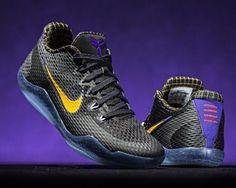 6353f96d1a8 Nike Kobe 11 Shoe In Carpe Diem Colorway Kobe 11 Shoes