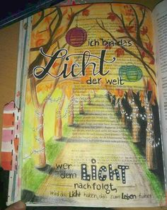 Challenge Fotogalerie | Bible Art Journaling