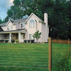 Backyard Fence Ideas | Fence Ideas For Home | Back Yard Bliss.